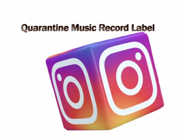 Quarantine Music Instagram Handle