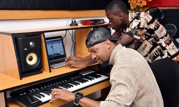 Quarantine Music Studio